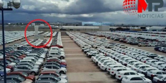 Volkswagen vs Campesinos: La disputa en Puebla ¿por el clima?