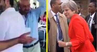 Salinas nos robó… el corazón con su bailecito (y también Theresa May)