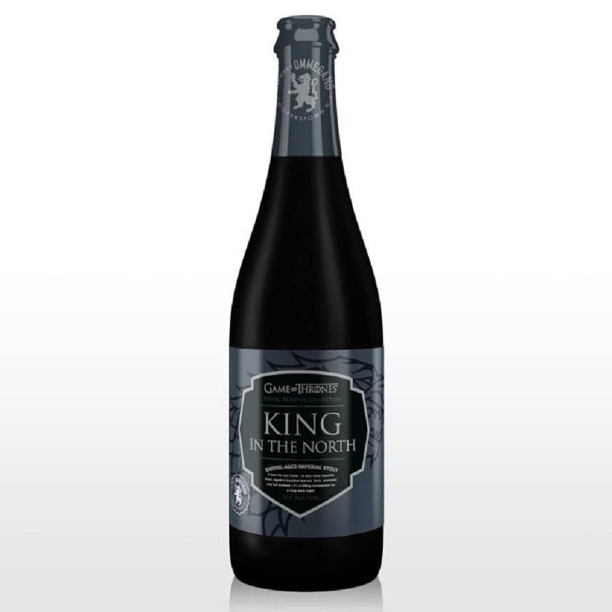 King in the North - Cerveza de Jon Snow