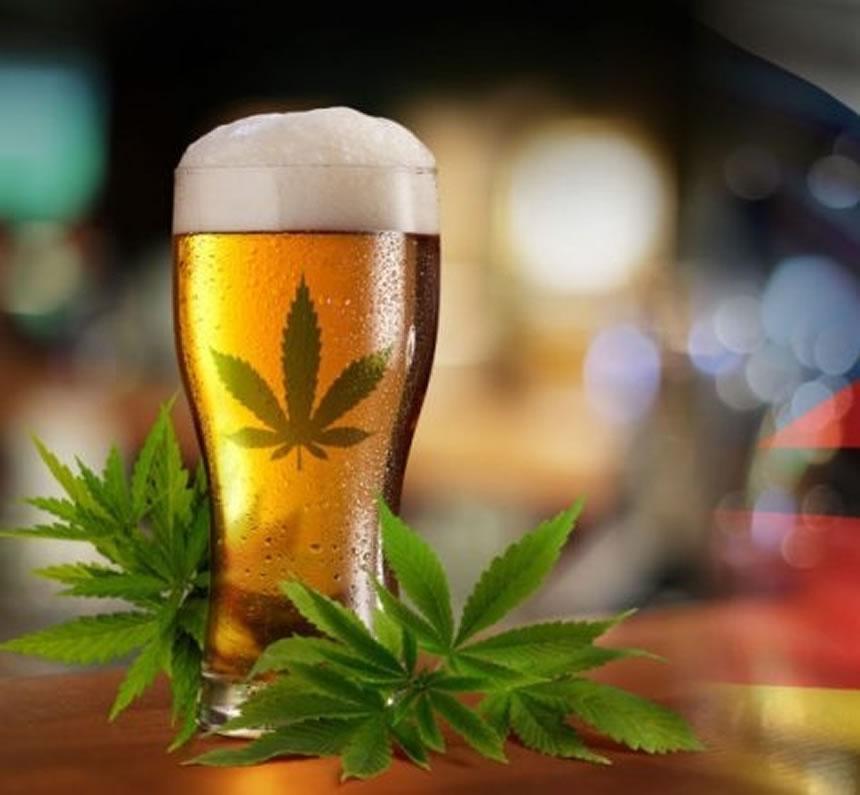 Cerveza con marihuana, la nueva competencia en la industria alcoholera