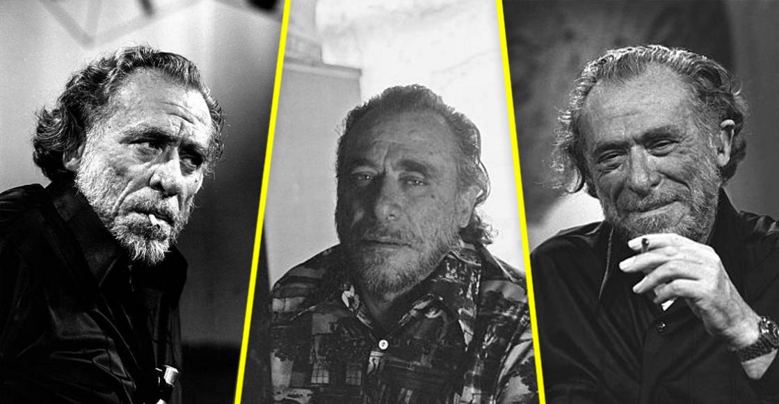 Charles Bukowski y Henry Chinaski: El héroe de su propia mierda