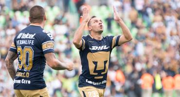 Marcelo Díaz se despide de Pumas con una emotiva carta