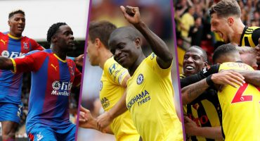 Chelsea, Crystal Palace, Watford y Bournemouth ganan en J1 de la Premier League