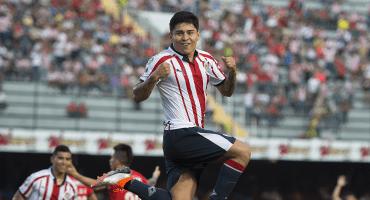 ¡Extra, extra! Las Chivas ganaron en la Liga MX después cuatro meses y medio