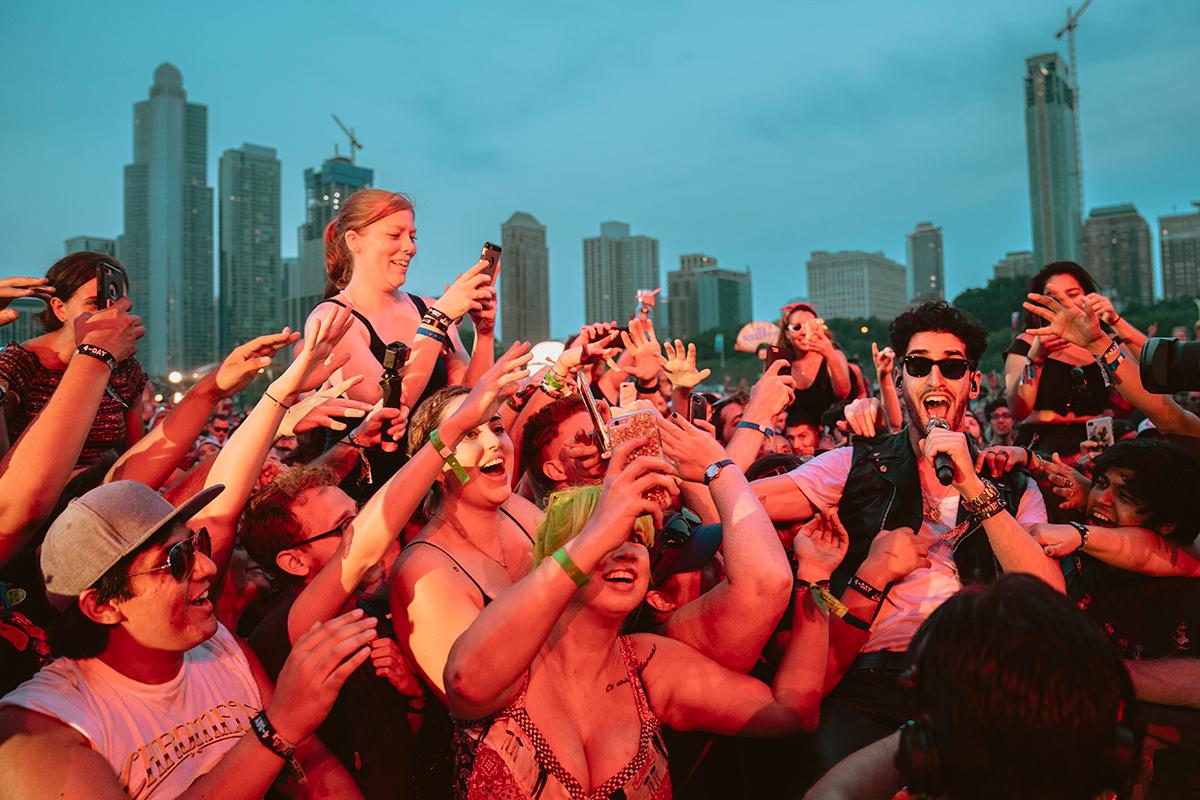Lollapalooza día 4: Jack White demostró por qué es un dios del rock