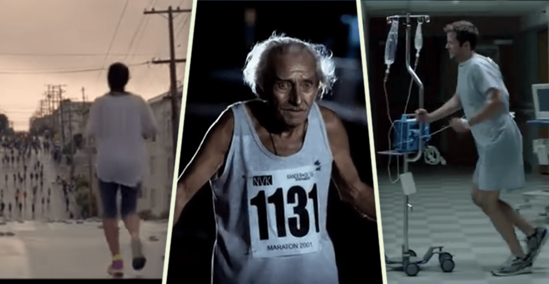 5 comerciales que te motivarán a triunfar en el maratón de la CDMX y en cualquier otra carrera