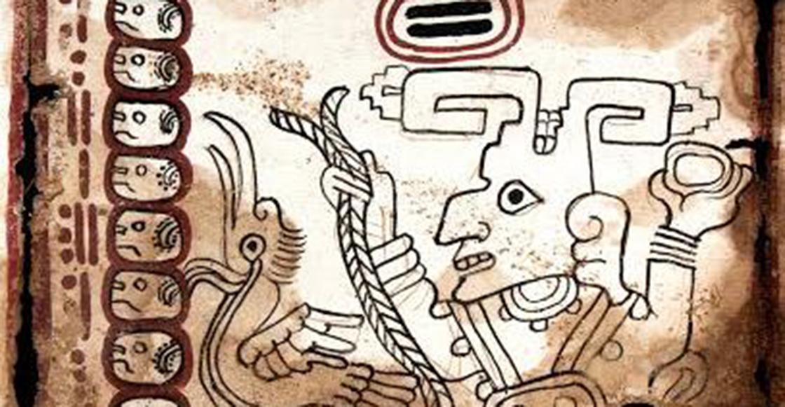 INAH autentifica el Códice Grolier: Es maya y es el más antiguo del continente