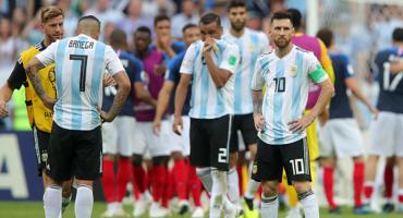 Así luce la convocatoria de la Selección Argentina sin Messi
