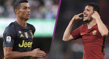 Cristiano Ronaldo es uno más en la Serie A según Alessandro Florenzi