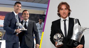 El reclamo del agente de CR7 contra Modric por el premio UEFA: