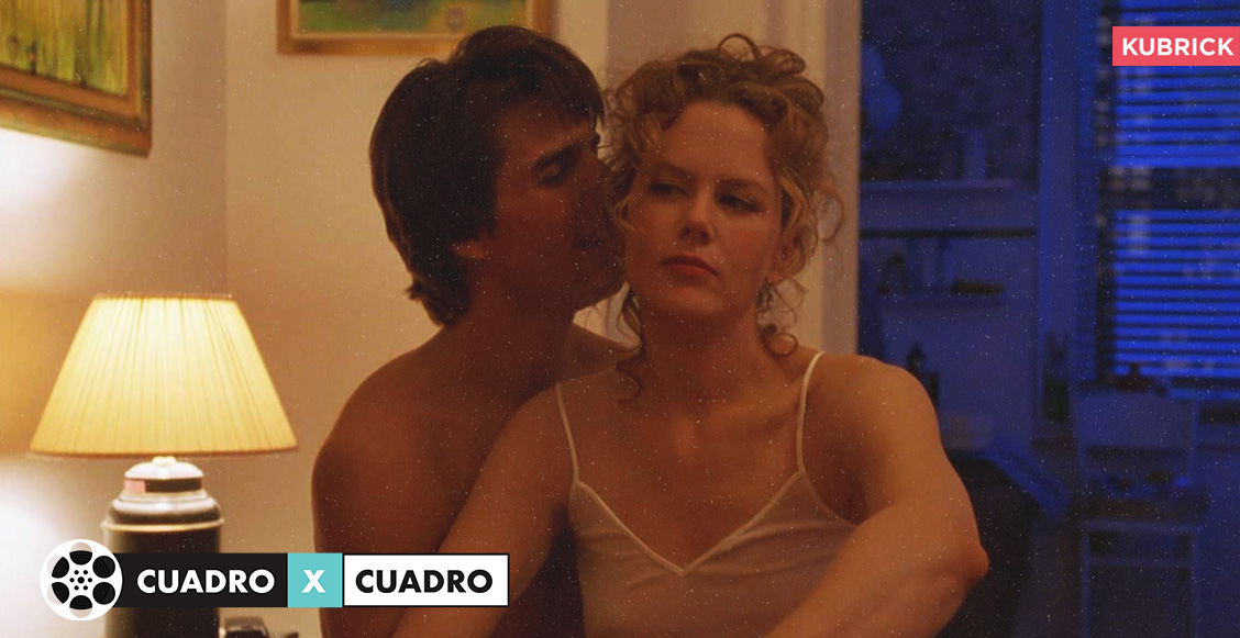 CuadroXCuadro: 'Eyes Wide Shut' y la decadencia sexual