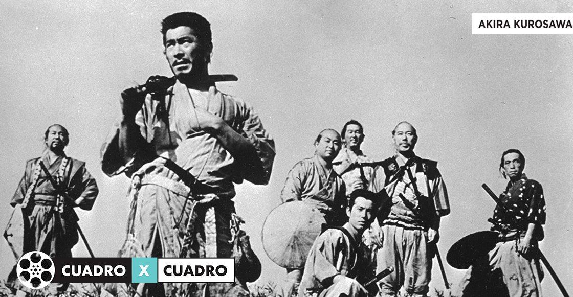 CuadroXCuadro: 'Los siete samuráis', la primera película de acción en la historia