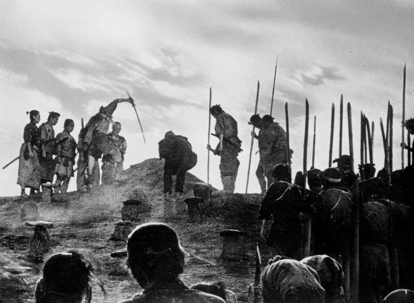 CuadroXCuadro: 'Los siete samuráis' o la primera película de acción de la historia