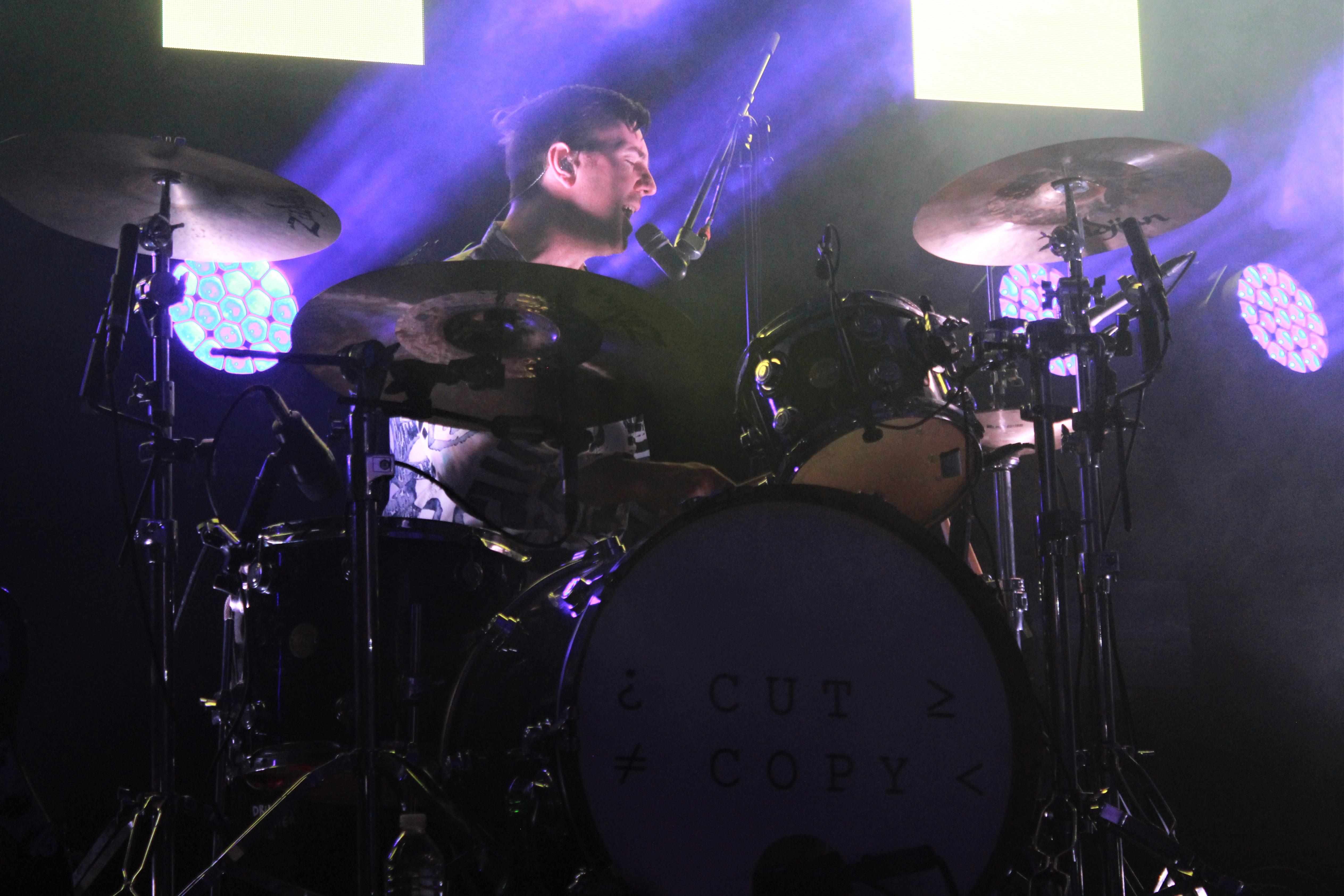 Cut Copy concierto El Plaza 2018