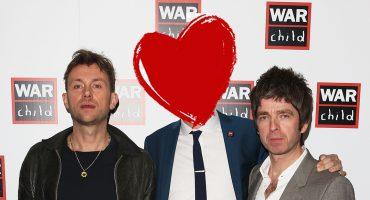Amistad es amigo: Damon Albarn habla sobre su relación con Noel Gallagher