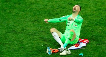 ¡Uno más! Danijel Subasic anunció su retiro de la Selección de Croacia