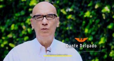Dante Delgado, Movimiento Ciudadano