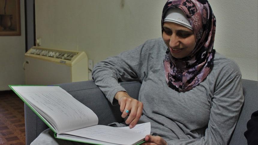 activista fue arrestada por subir un poema a Facebook