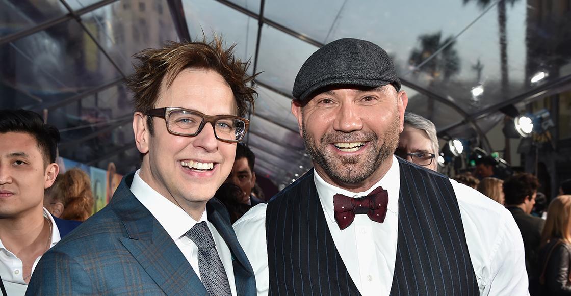 'Nauseabundo': Dave Bautista habla de Disney y el despido de James Gunn