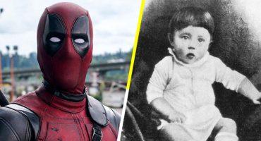¡Ni era para tanto! Sale la escena eliminada de 'Deadpool 2' y Hitler bebé