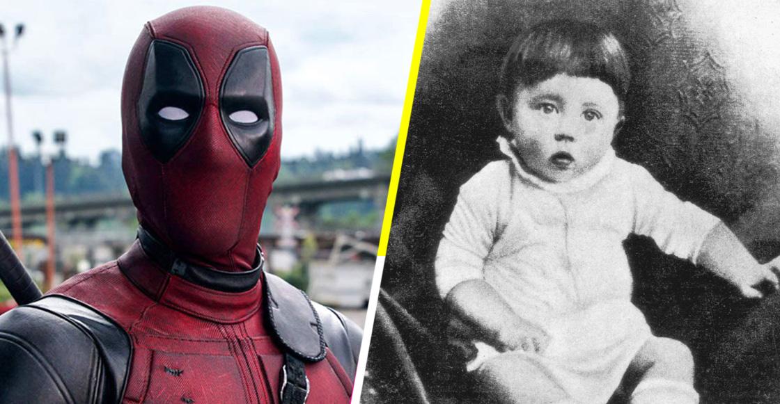 Ya puedes ver la escena borrada de 'Deadpool 2' y Hitler bebé