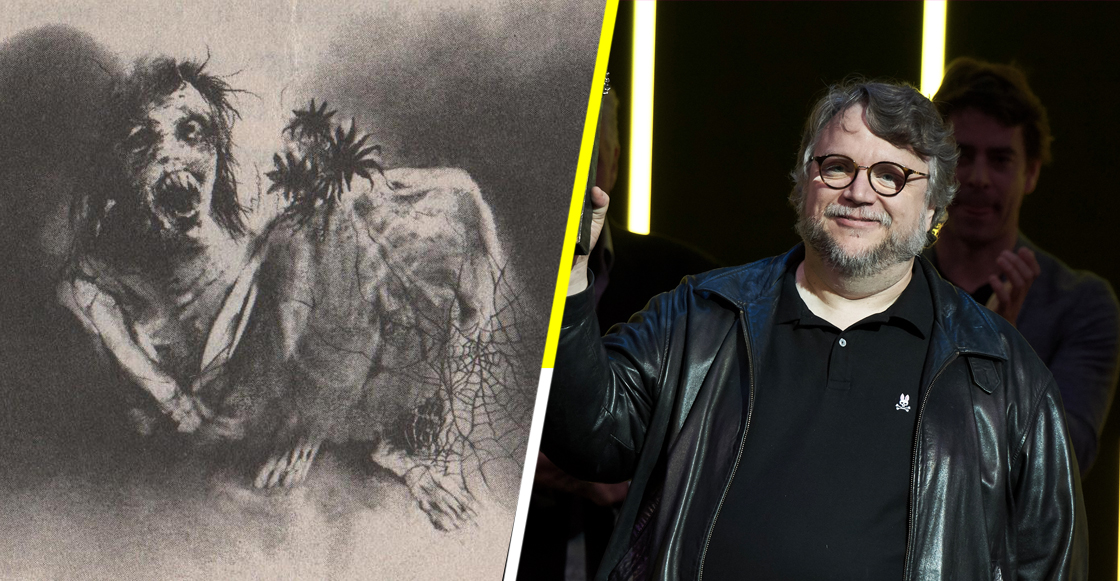 Guillermo del Toro ya está listo para su proyecto 'Scary Stories to Tell in the Dark'