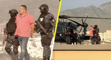 Cae 'El Pelochas' en Monterrey, presunto líder del Cártel del Golfo