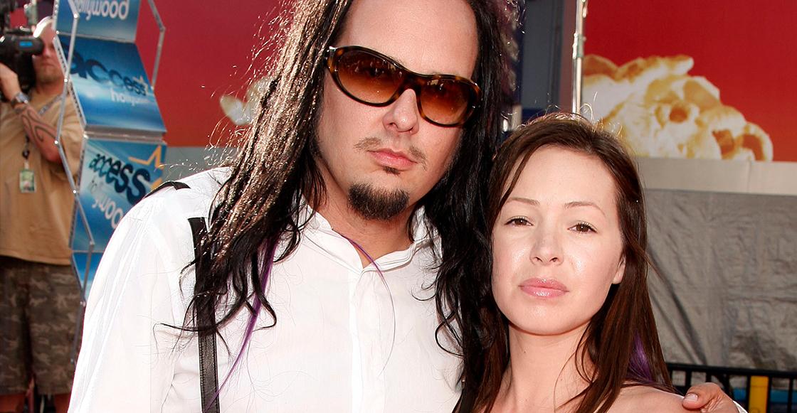 A los 39 años falleció esposa de Jonathan Davis de Korn
