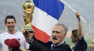 ¡Didier Deschamps nombrado Mejor Entrenador del año por la FIFA!