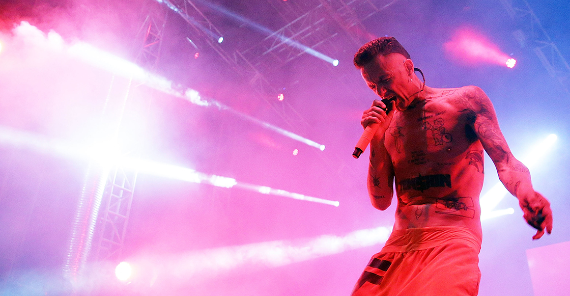 I think you're freaky and I like you a lot: ¡Die Antwoord en el festival Catrina 2018!