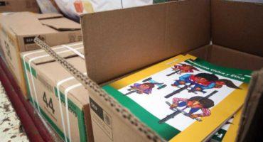 Directora de escuela en Reynosa pide cuota por libros de texto gratuitos