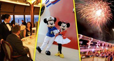 5 datos curiosos y mágicos del Disney Fantasy Cruise de Disney
