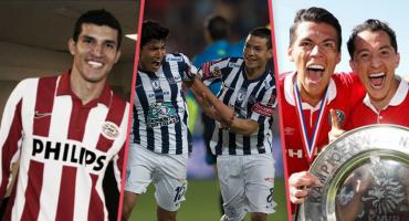 ¡Dos siempre es mejor que uno! Las duplas mexicanas en el PSV Eindhoven