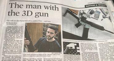 La impresión 3D de armas en EEUU ¿libertad o descontrol?