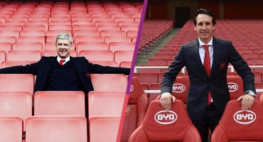 Emery es más organizado que Wenger en el Arsenal, revela Bellerín