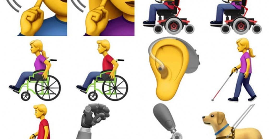 nuevos emojis que llegarán en el 2019
