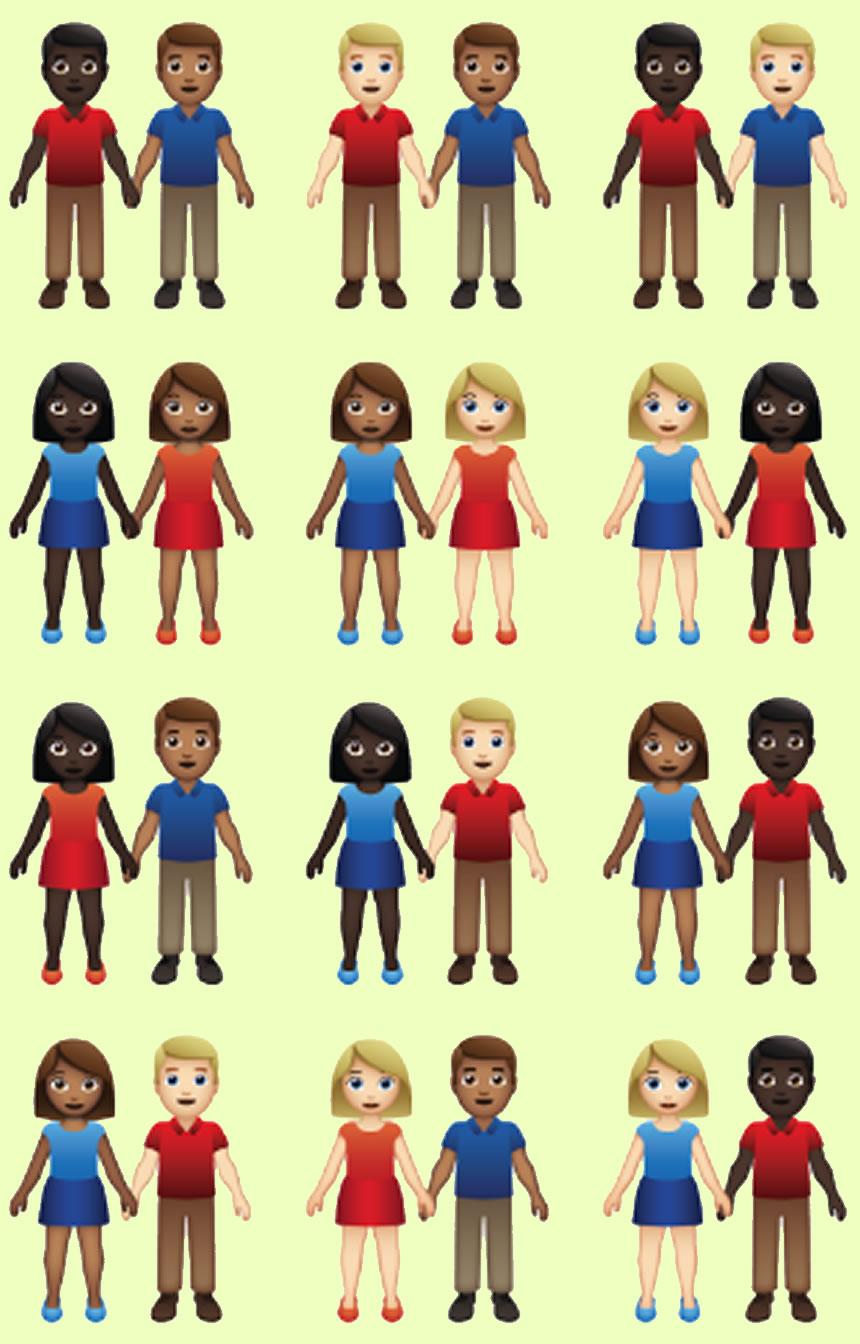 nuovi emoji che arriveranno nel 2019