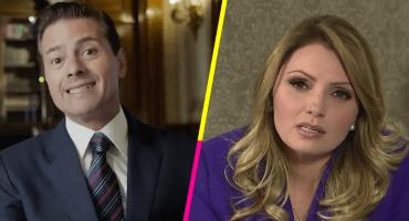 EPN dice que nunca debió permitir que La Gaviota explicara la Casa Blanca