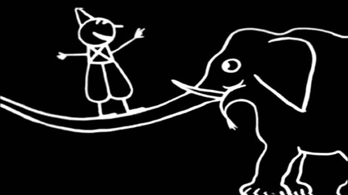 Fantasmagorie, la primera caricatura de la historia