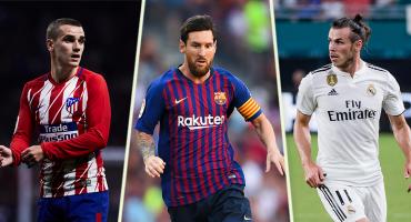¿Quién es tu favorito para ganar la liga española esta temporada?