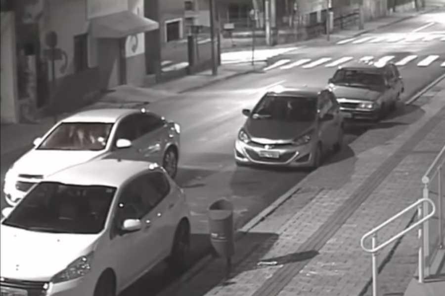 El feminicidio en Brasil que fue captado por cámaras de seguridad