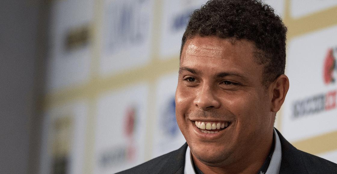 Ronaldo fue hospitalizado por neumonía en Ibiza