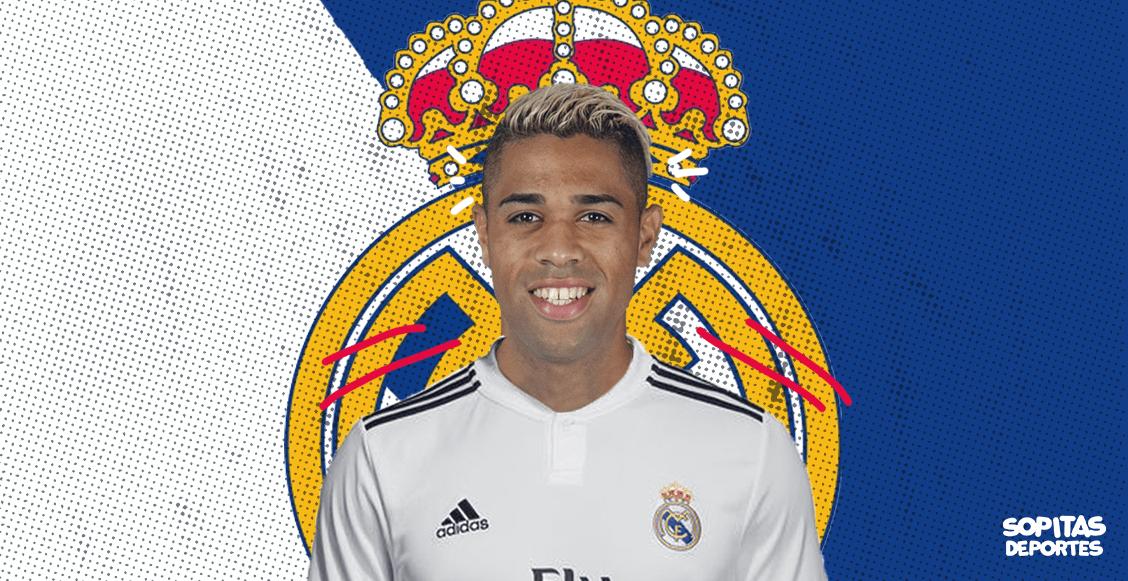 Mariano Díaz vuelve al Real Madrid tras un año con el Lyon