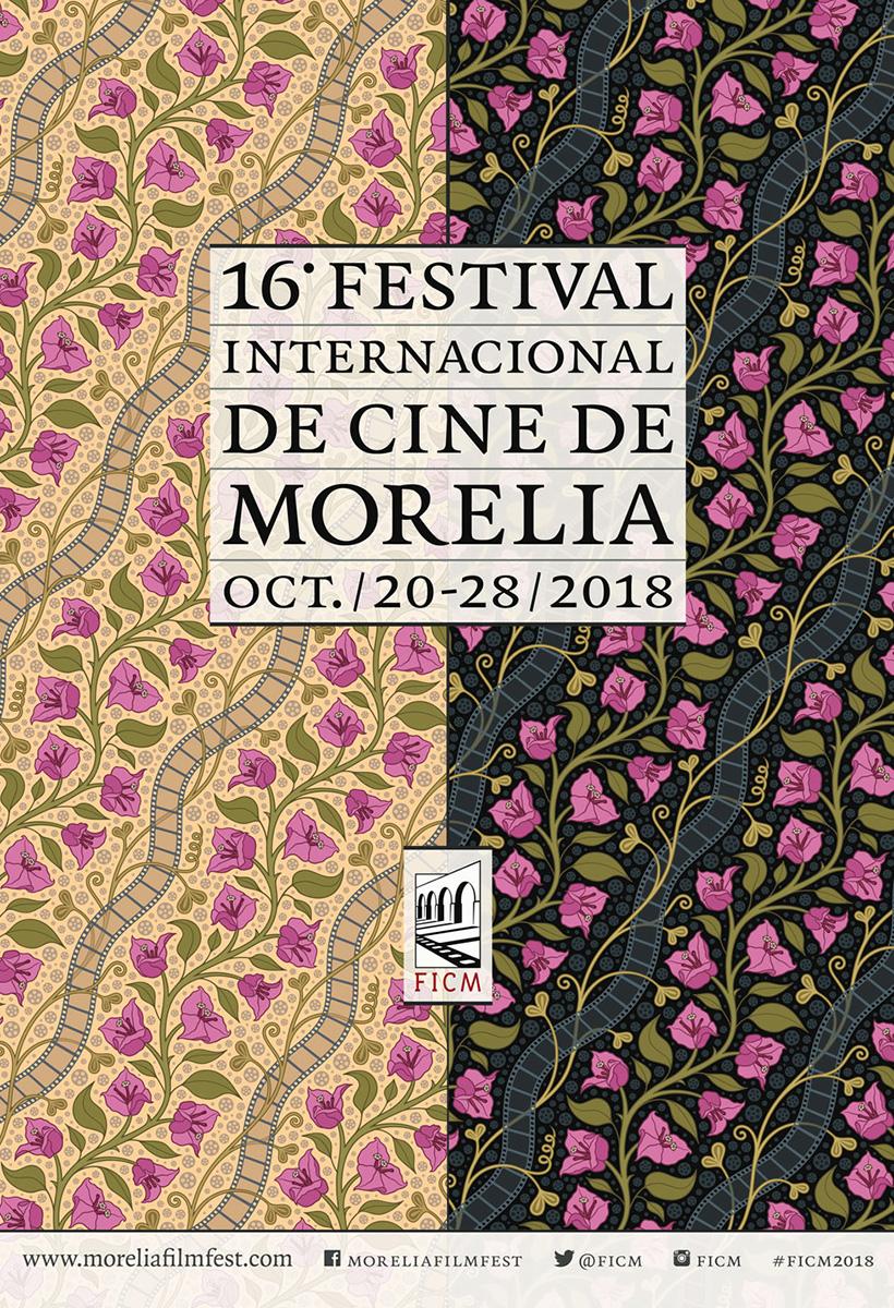 ficm-16-cartel-oficial ¡AQUÍ LAS PELÍCULAS QUE COMPETIRÁN EN EL FESTIVAL INTERNACIONAL DE CINE DE MORELIA 2018!