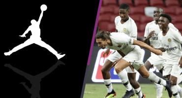 Filtran playera Air Jordan que usará el PSG para la Champions League