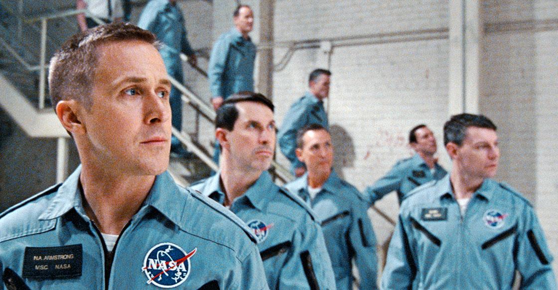 ¿Alguien dijo Oscar? Sale tráiler de 'First Man' y el viaje a la Luna que cambió la historia
