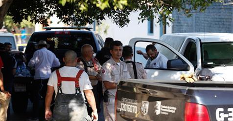 Fosa clandestina en Guadalajara