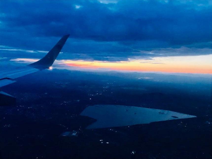 Fotos de lectores de Sopitas - Vuelo de avión