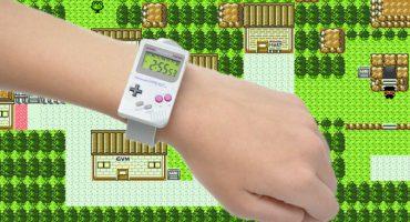 ¡A romper el puerquito! Nintendo lanzó un reloj en forma de Game Boy