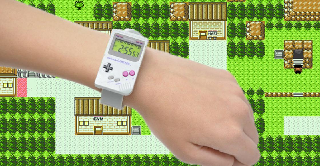 Nintendo lanza Game Boy Watch